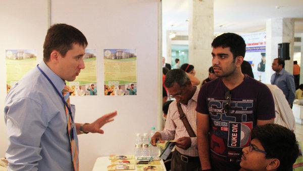 Российские вузы принимают студентов из Индии